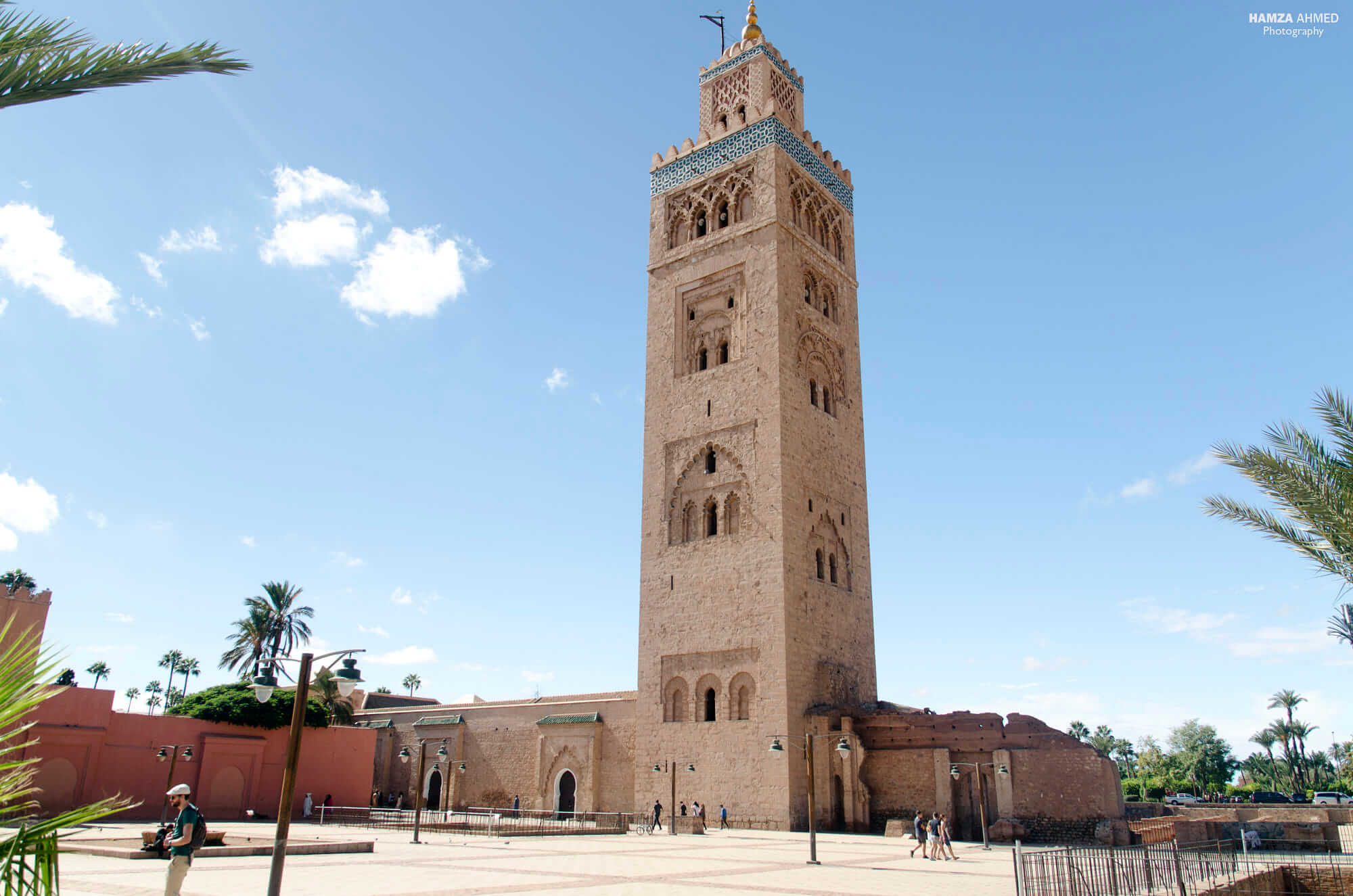 Koutoubia Mosque at Marrakech