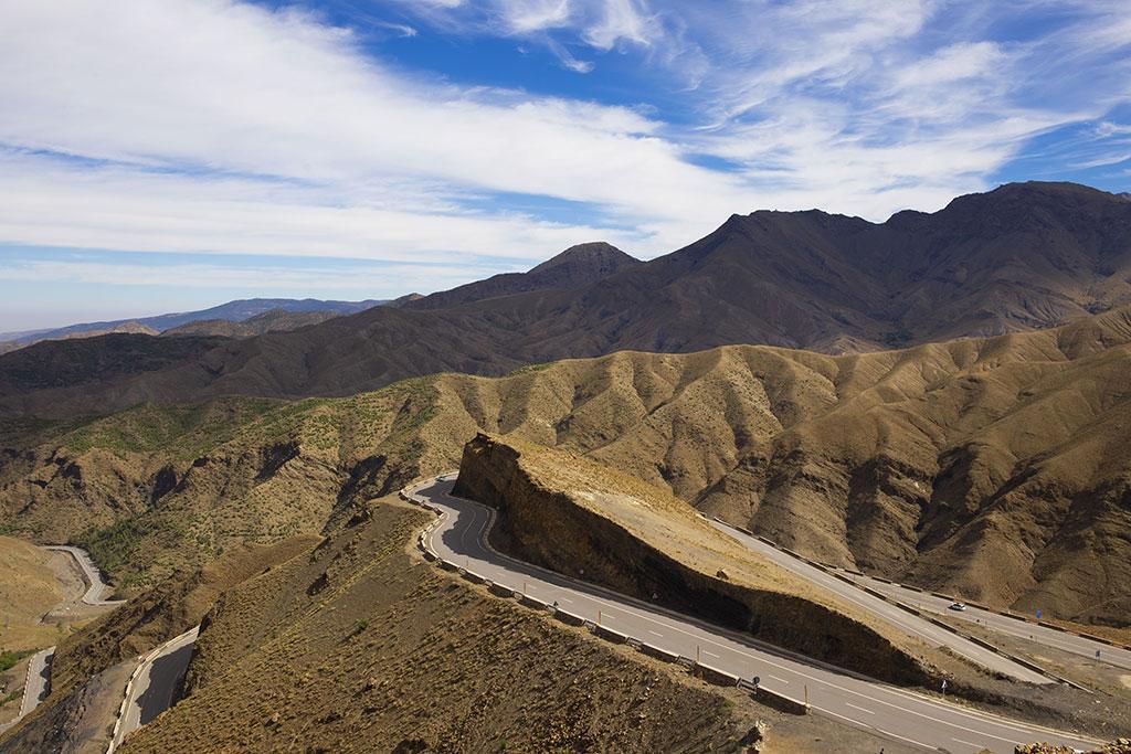 """Tizi Tichka Route Ouarzazate """"Atlas Mountain"""""""